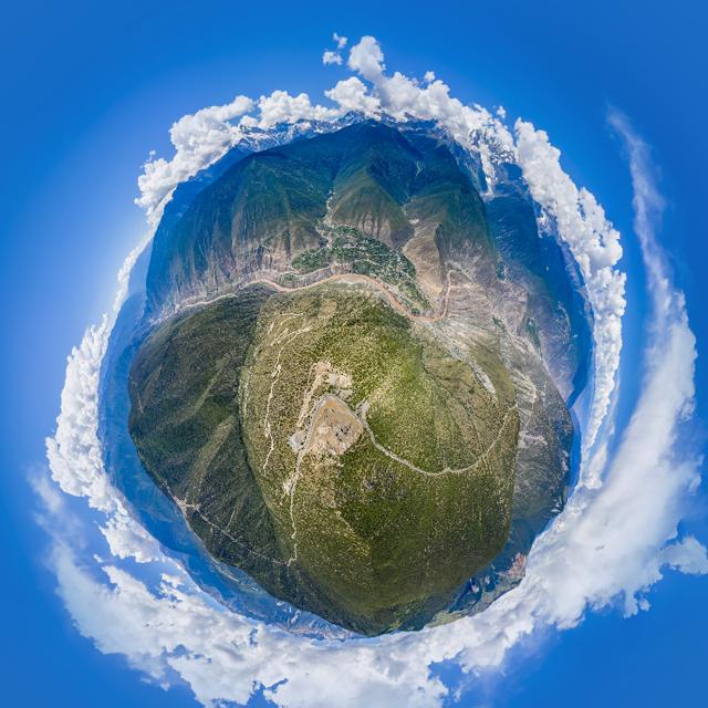 梅里雪山(卡瓦格博雪山)